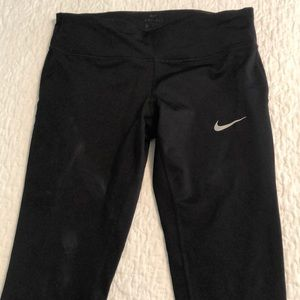 Nike Dri-Fit Crop Running Tights